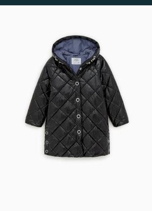 Zara пальто 110