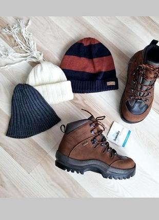 Шапка и термо ботинки ортопедические водонепроницаемые footprints birkenstock