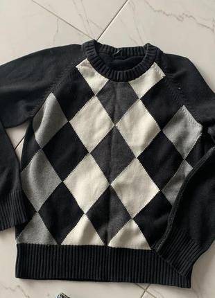 Кофта джемпер свитер  h&m
