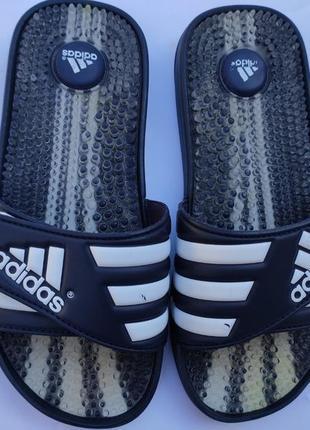 Сланцы ,шлепанцы adidas 38 размера,24см по стельке