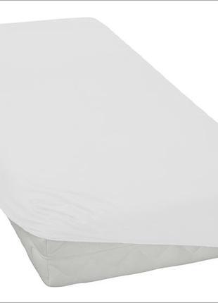 Простынь трикотаж на резинке 160 х 200 см