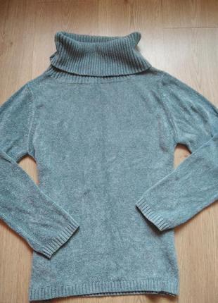 Велюровый свитерок