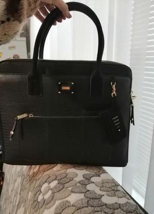 Новая сумка-портфель  (с отделением под планшет и ноутбук) в офис, универ  🌸
