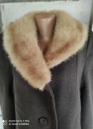 Пальто вінтажне