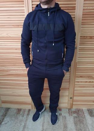 Теплые спортивные костюмы для мужчин