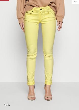 Джинсы скинни pepe jeans katha