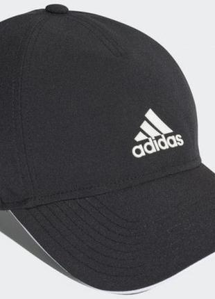 Новий,оригинальний,чорний бейс, бейсболка adidas.