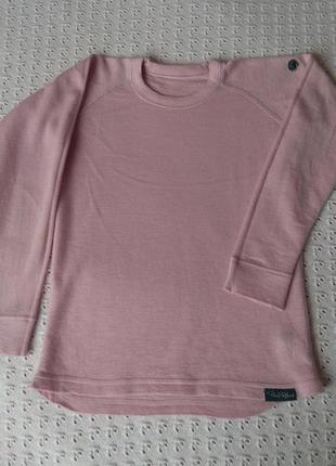 Термореглан із мериносової шерсті термо футболка лонгслив