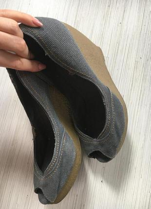 Босоножки stradivarius туфли