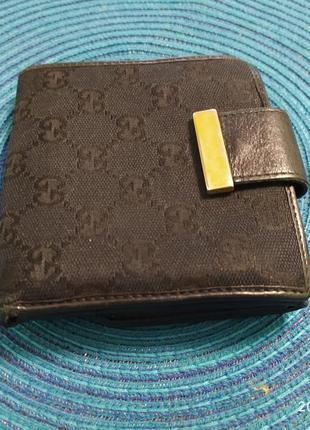 Gucci кошелек портмоне