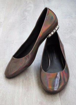 Крутые туфли marks&spencer