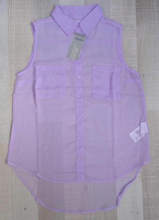 Красивая блуза итальянского бренда terranova, р. м,