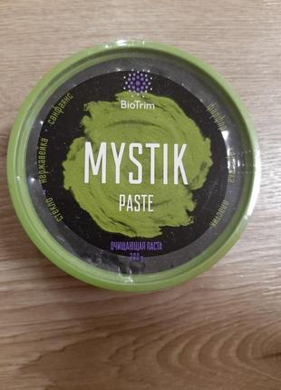 Чистящая паста greenway mystik
