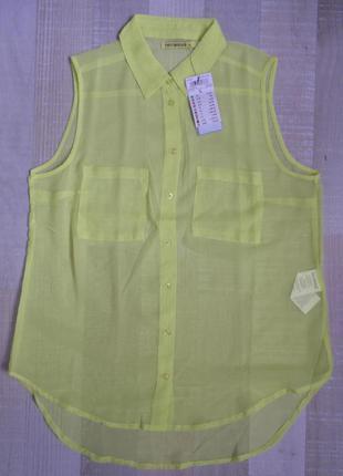 Красивая блуза итальянского бренда terranova, р. l