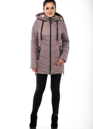 Куртка женская утеплённая р 48 - 58