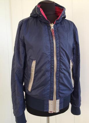 Двусторонняя демисезонная куртка napapijri