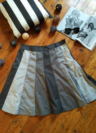 Стильная юбка h&m новая