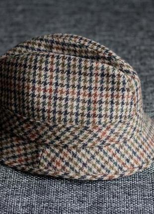 Шляпа твідова earland brothers made in england оригінал