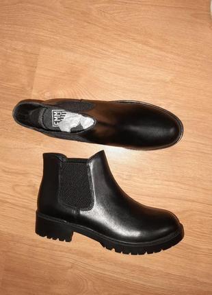 Стильные ботинки-челси emmshu (испания)