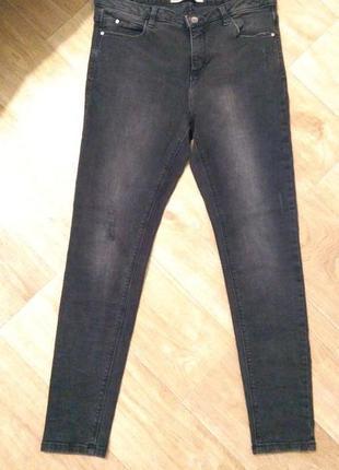 Круті сірі джинси