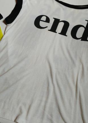 Футболка end.