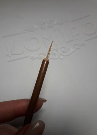Кисть для прорисовки тонких линий
