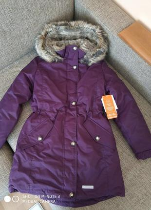 Нова куртка парка lenne р. 152