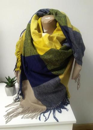 Шикарний платок- шарф