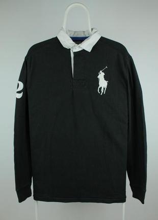 Оригинальная регбийка ralph lauren vintage rugby polo