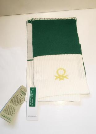 Дитячий шарф benetton