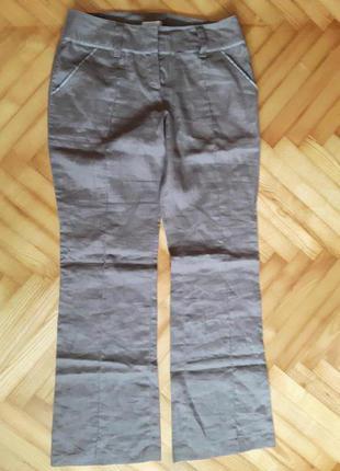 Легкие летние брюки от promod! p.-38