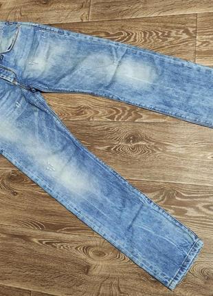 Мужские дизайнерские джинсы ручной работы takeshy kurosawa handmade