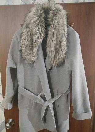 Пальто - халат