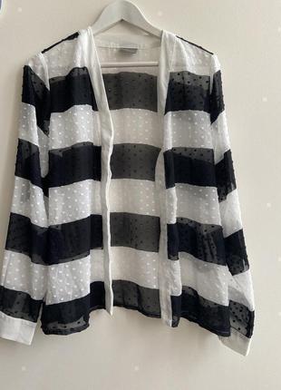 Накидка - блуза vero moda p.l #1411 новое поступление 1+1=3🎁