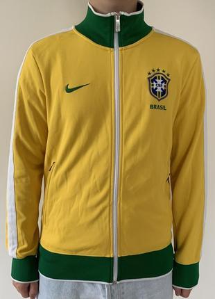 Спортивная олимпийка nike brasil