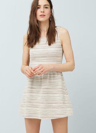Платье mango новое m