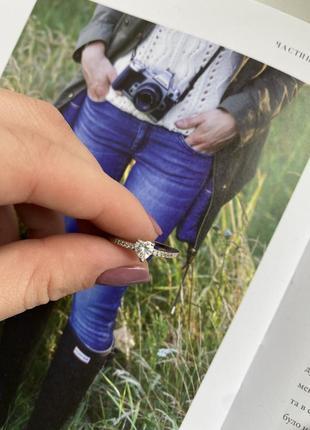 Кольцо , колечко , перстень серебро , срібло