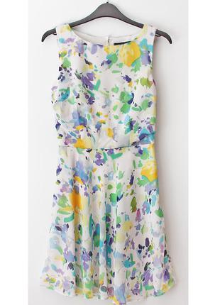 Очень красивое легкое платье с открытой спинкой atmosphere • s (примерно на грудь 83-87см)