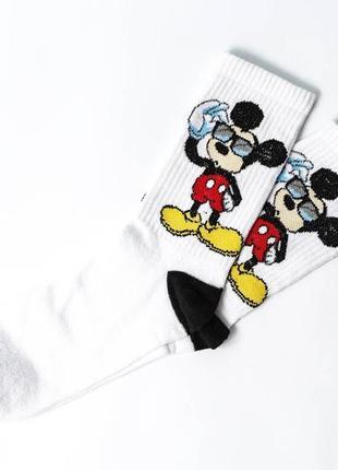 Носки микки маус