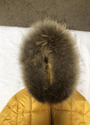 Пальто на девочку рост 134