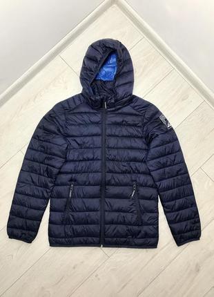 Куртка мікропуховик mckinley tnf
