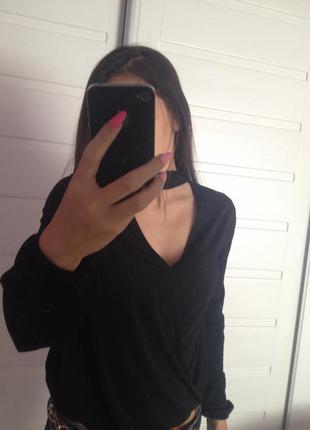 Топ блуза bershka