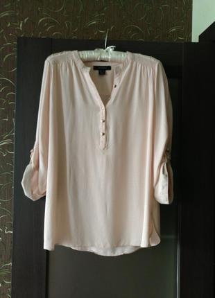 Шикарная блуза с золотой фурнитурой atmosphere