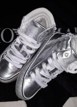 Высокие кроссовки кеды ботинки фирма next