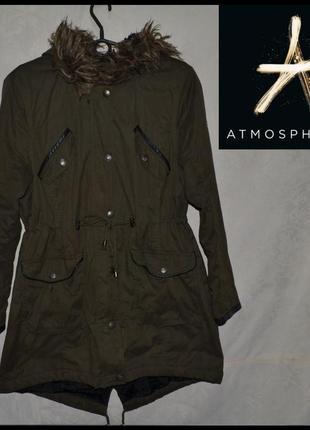 Парка жіноча atmosphere primark xl [великобританія] (куртка женская)