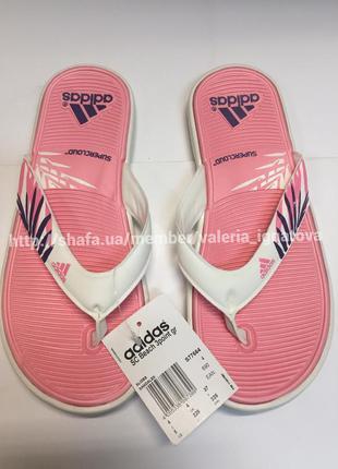 Вьетнамки adidas sc beach, адидас, 35,36,37,38,39,40 размер, все размеры