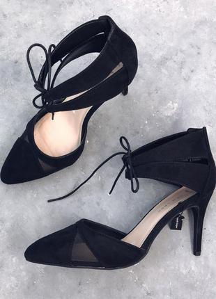 Стильные туфельки нью лук