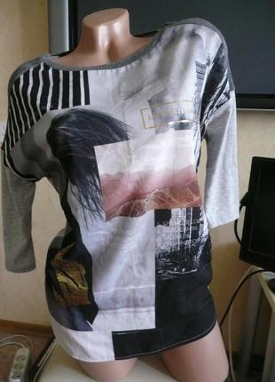 Лёгкая блузка .