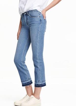 Трендовые джинсы от h&m