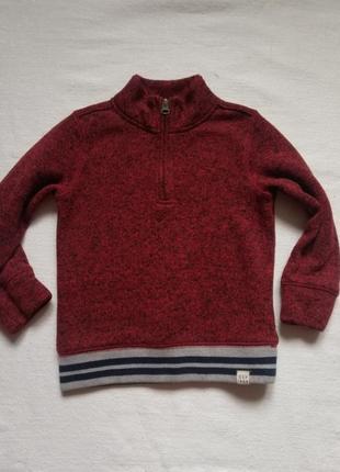 Тёплый свитер реглан gap